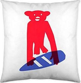 Capa de travesseiro Cool Kids Sun Beach (50 x 50 cm)