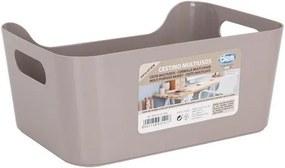 Cesta Multiusos Confortime Plástico (24 x 16,5 x 10 cm)