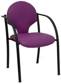 Cadeira de receção Hellin Piqueras y Crespo 220PTNSP760 Roxo (2 uds)