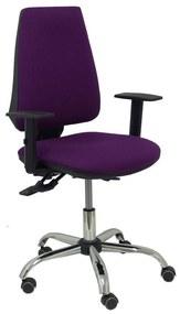 Cadeira de Escritório ELCHE S 24 Piqueras y Crespo RBFRITZ Roxo