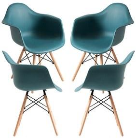 Pack 4 Cadeiras Dau