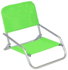 Cadeira de Praia Textline Verde (66 x 47 x 53 cm)