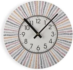 Relógio de Parede Corduroy Madeira (4 x 29 x 29 cm)