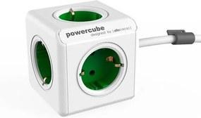 Extensão em Cubo Allocacoc Power Cube 5 100-250V 13-16A Branco
