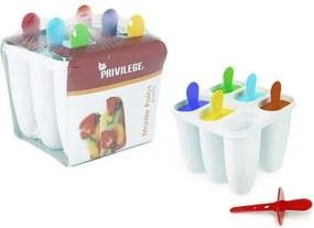 Forma para Gelados Privilege Plástico