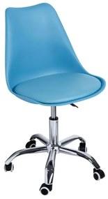 Cadeira Bit Cor: Azul Céu
