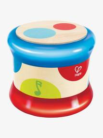 Tambor para bebé, da HAPE vermelho vivo bicolor/multicol