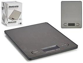 balança de cozinha Preto Aço (15,2 x 1,7 x 20 cm) Digital