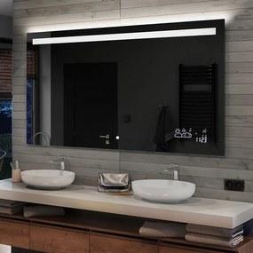 Espelho para Banheiro com Iluminação LED L12  x=50 x   y=50 cm