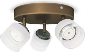 Philips 53333/06/16 - Foco LED FREMONT 3xLED/4W/230V
