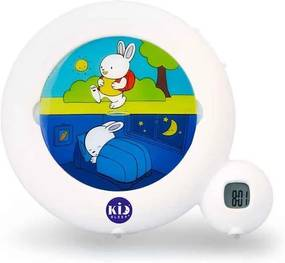 PABOBO - Relógio alarme de treino KID'SLEEP 3xAA branco