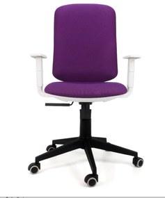 Cadeira de Escritório Operativa com Braços Reguláveis Eve