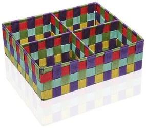 Caixa com compartimentos Giardino Têxtil
