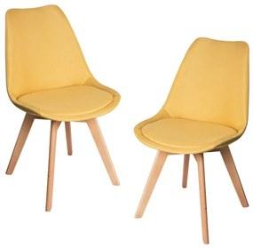 Pack 2 Cadeiras Synk Tecido
