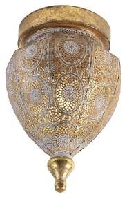 Plafon oriental dourado 19cm - MOWGLI Clássico / Antigo,Oriental