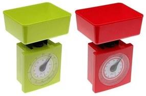 balança de cozinha Mecânica Plástico (11 x 20 x 14 cm)