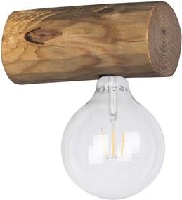 Spot-Light 6994151 - Luz de parede TRABO 1xE27/25W/230V