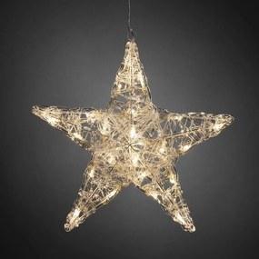 Decoração de Natal LED ESTRELA 24xLED/230V