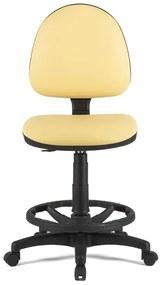 Cadeira Alta de Trabalho com Rodas e Apoia Pés Star (cadeiras de Escritório / Estirador)