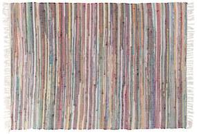 Tapete de algodão 160 x 230 cm multicolor claro DANCA