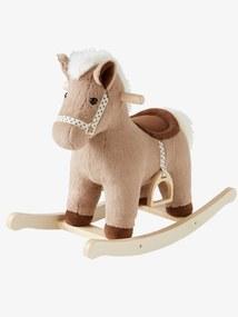Cavalo de baloiço sem cor