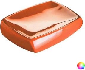 saboneteira Cerâmica (9,5 x 2 x 12 cm) - Laranja