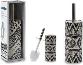Escova do Banho (10 x 32 x 10 cm) Cerâmica