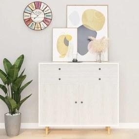Autocolante para móveis 2 pcs 500x90 cm PVC cor madeira branca