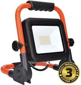 Solight WM-50W-FEL - Holofote para exterior com suporte LED LED/50W/230V IP65