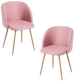 Pack 2 Cadeiras Velt Tela