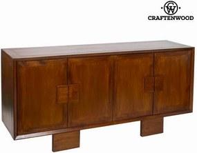Aparador 2 portas - Serious Line Coleção by Craftenwood