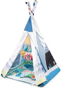 Tenda índia TIPI infantil 2 em 1