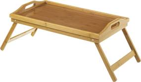 Tabuleiro com Pés em Bambú