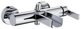 425796 SCHÜTTE Torneira misturadora WC c/ boca queda água em cascata NIAGARA