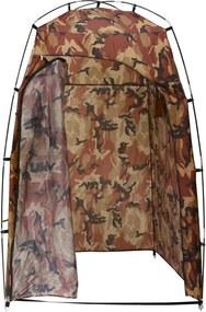 Tenda WC/chuveiro/vestiário camuflagem