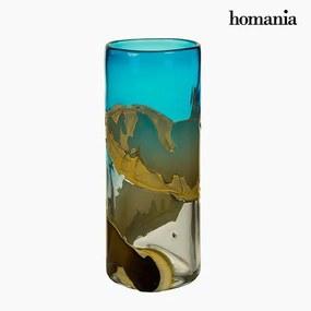 Vaso (14 x 14 x 35 cm) - Pure Crystal Deco Coleção