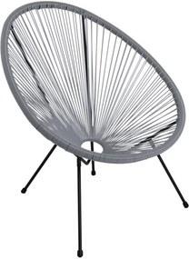Cadeira Estocolmo Cor: Cinzento