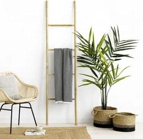Bamboo escada natural