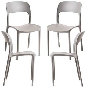 Pack 4 Cadeiras Inis