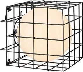 Markslöjd 107382 - Lâmpada de mesa CAGE 1xE14/40W/230V