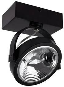 Foco Ledkia Cree Preto LED A+ 15 W 800 lm (Branco Quente 3000K)