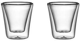 TESCOMA copo de parede dupla myDRINK 70 ml, 2 pcs