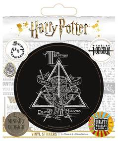 Stickers Harry Potter  Taille unique