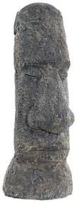 Figura Decorativa DKD Home Decor Moai Resina (10.5 x 9 x 24 cm)