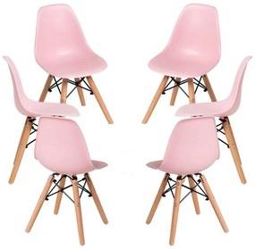 Pack 6 Cadeiras Tower Kid (Infantil)