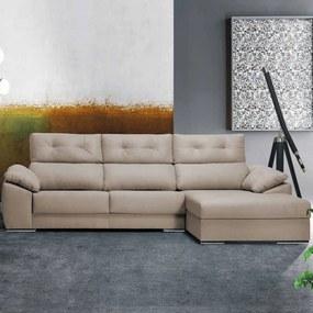 Sofá com Assentos Deslizantes | Viena - 2 Assentos » L 220 cm
