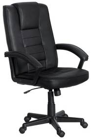 Cadeira Cluster Cor: Preto