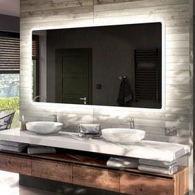 Espelho para Banheiro com Iluminação LED L59  x=40 x   y=40 cm