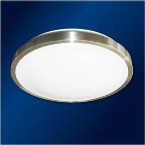 Top Light Ontario - Luz de teto de casa de banho LED LED/15W/230V 6000K IP44
