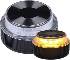 Baliza SOS LED Cinzento